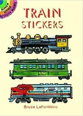 Dover Stickers Train