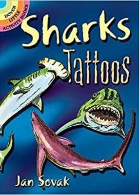 Dover Tattoos Sharks