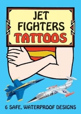 Dover Tattoos Jet Fighters