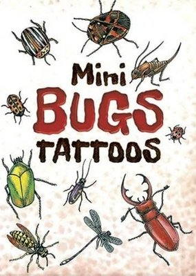Dover Tattoos Mini Bugs