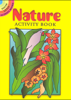 Dover Activity Sticker Book Nature