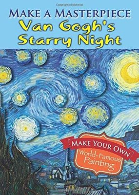 Dover Make a Masterpiece Van Gogh's Starry Night