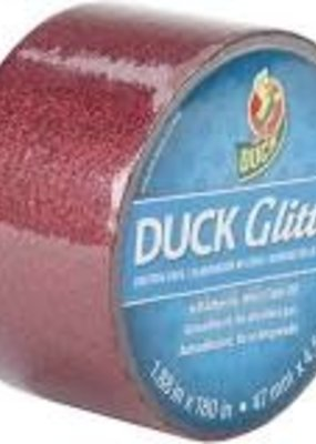 Duck Tape Duck Tape Glitter Red