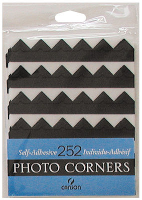 Canson Photo Corners Self Adhesive