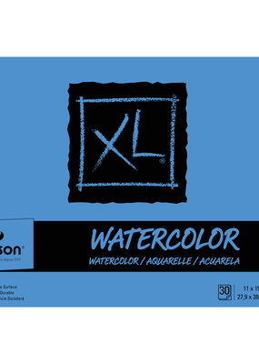Canson Watercolor Paper Pad XL 30 Sheets 11 X 15