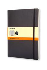 Moleskine Moleskine Classic Soft Cover Ruled Black