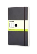 Moleskine Moleskine Classic Soft Cover Plain Black