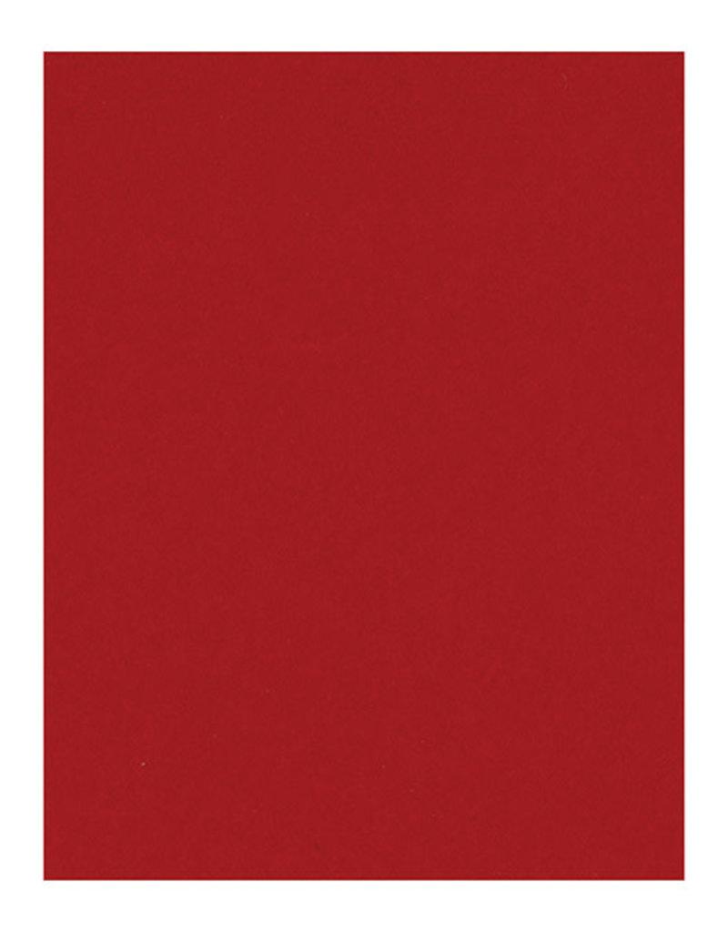 Bazzill Cardstock 8.5 x 11 Cherry Splash