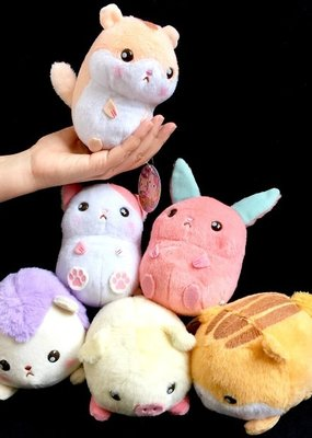 Kawaii Soft Plush Animal
