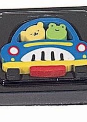 Lets Cruise with 2 Little Animal Erasers