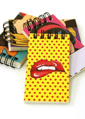 Notebook Pop Art Small