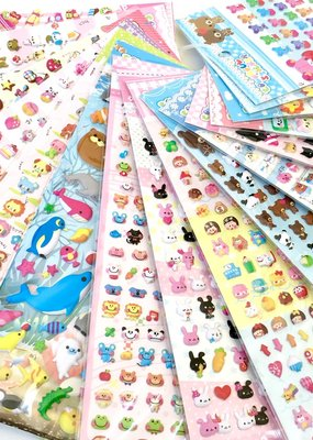 Stickers Petit Puffy