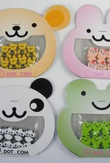 Tiny Cute Animal Erasers