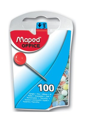 Maped Map Pins