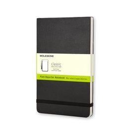 Moleskine Moleskine Reporter Hard Cover Plain Black