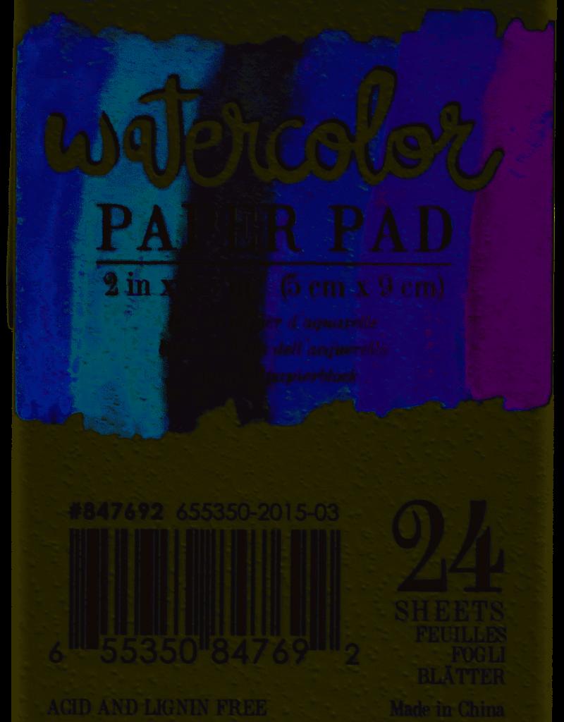 Prima Marketing Watercolor Paper Pad 2 x 3.5