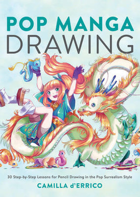 Random House Pop Manga Drawing