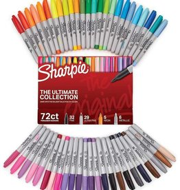 Sharpie Sharpie The Ultimate Collection 72 Piece Set