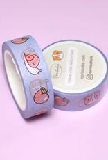 Noristudio Washi Bubu and Moonch Peach
