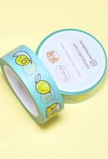 Noristudio Washi Bubu and Moonch Lemon