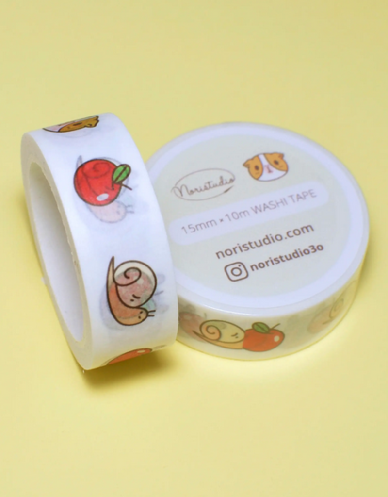 Noristudio Washi Bubu and Moonch Apple