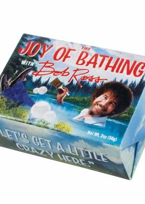 The Unemployed Philosophers Guild Bob Ross Joy of Bathing Soap