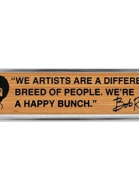 Wellspring Desk Sign Bob Ross Artists
