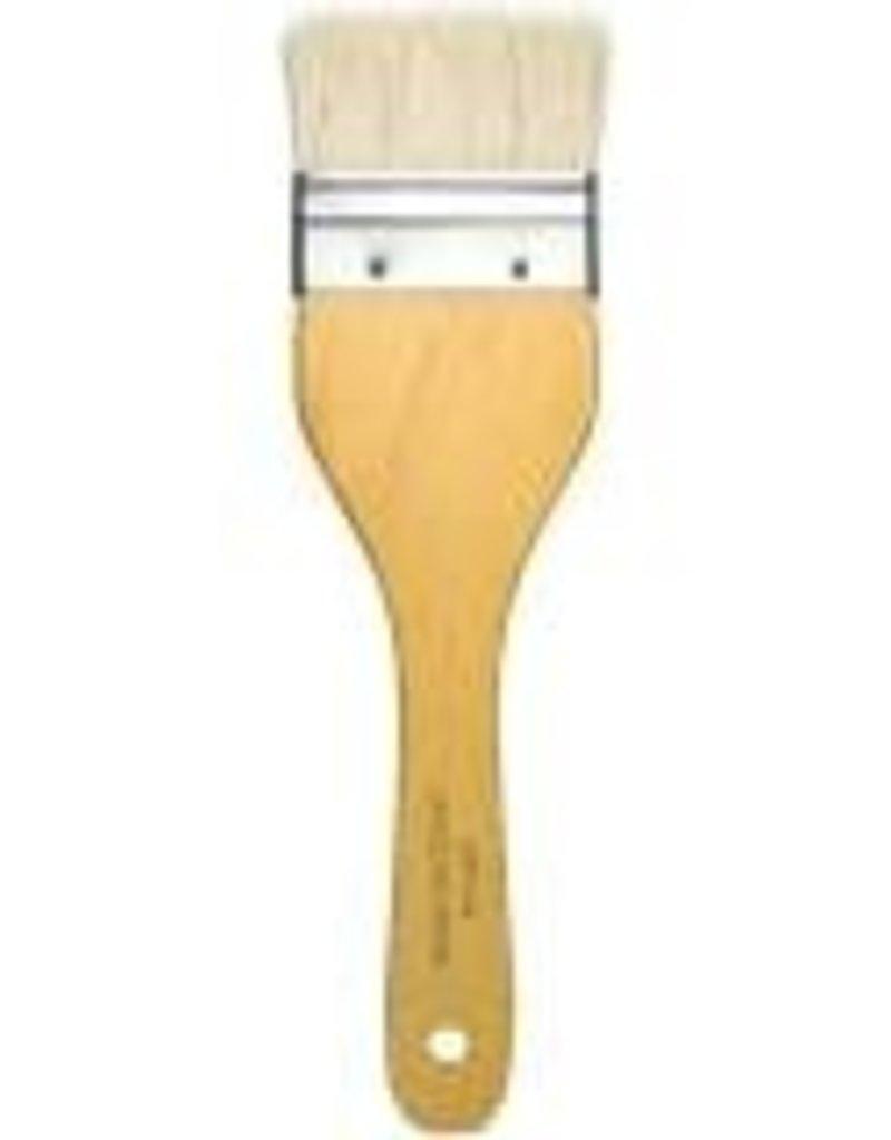 Yasutomo Hake Brush Flat 2-1/2''