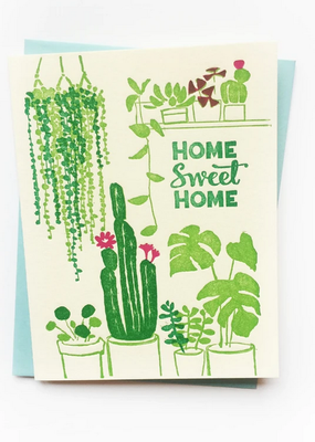 Ilee papergoods Card Home Sweet Home