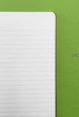 Fabriano EcoQua Notebook A4 Staple Bound Lined