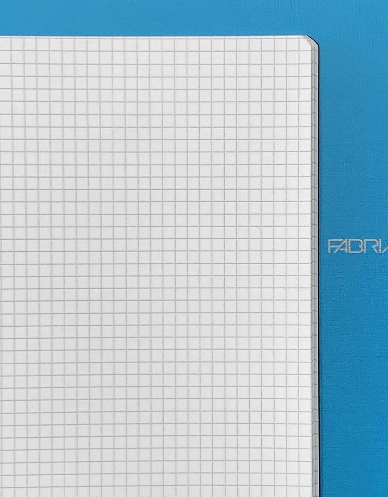 Fabriano EcoQua Notebook A4 Staple Bound Grid