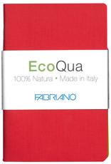 Fabriano EcoQua Blank Book 4 Piece Set Warm Colors