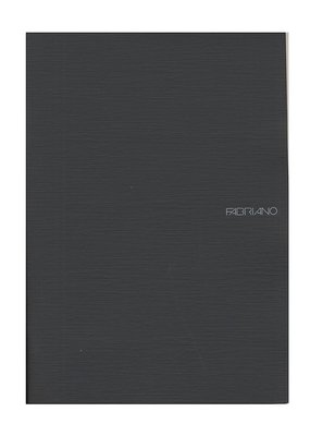 Fabriano Fabriano EcoQua Notebooks A4 Staple Bound Blank