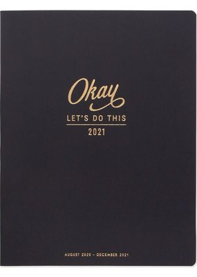 Designworks Ink 2021 Planner Okay Let's Do This
