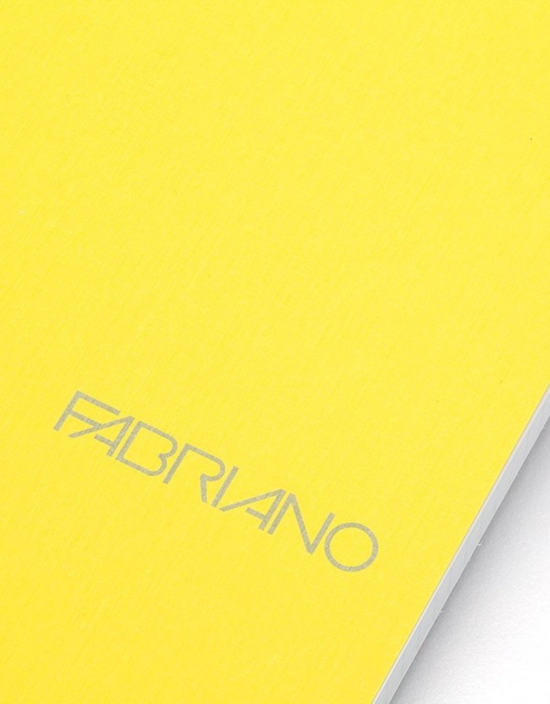 Fabriano EcoQua Notebook A5 Glue Bound Dot Grid