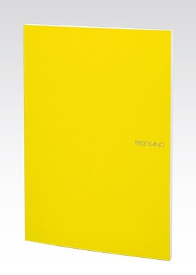 Fabriano EcoQua Notebook A5 Glue Bound Dot Grid