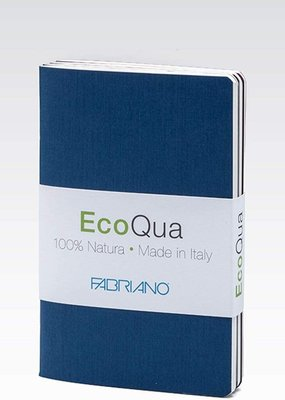 Fabriano EcoQua Dotted Book 4 Pack Set Cool Colors