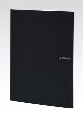 Fabriano EcoQua Notebooks A4 Dot Grid Glue Bound