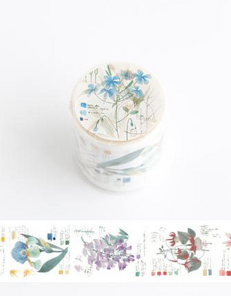 collage Washi Assorted Floral