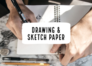 Drawing & Sketch Paper