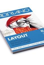 Fabriano Fabriano Layout Marker Pad 8.25 x 11.75 inch