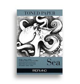 Fabriano Toned Paper Sea