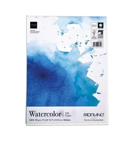 Fabriano Fabriano Watercolor Fat Pad 9 x 12 60 Sheets