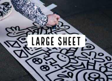 Large Paper Sheets