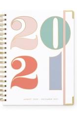 Designworks Ink 2021 Planner Colorful