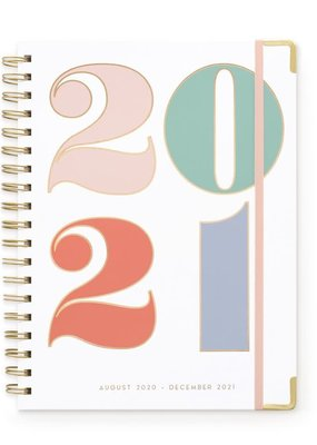 Designworks Ink 2021 Planner Colorful