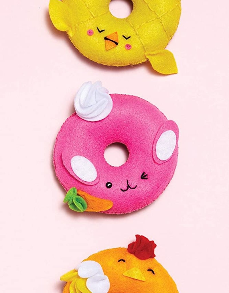 Klutz Sew Your Own Donut Animals