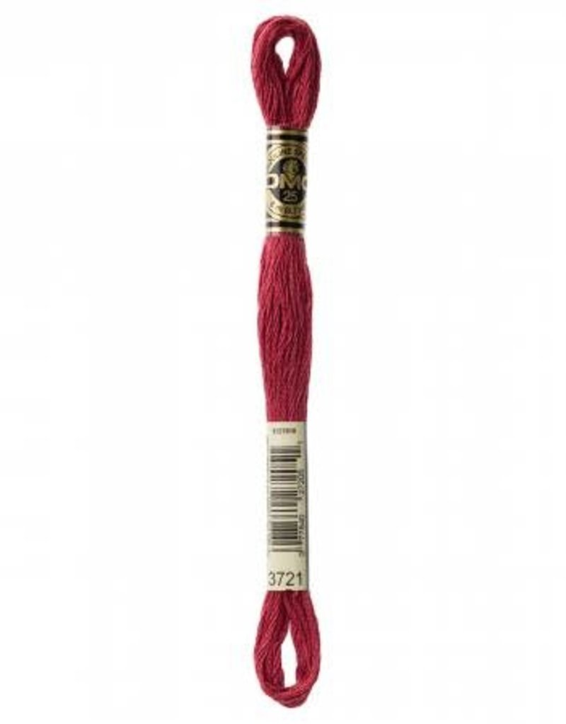 DMC DMC Six Strand Embroidery Floss Pink & Red Shades