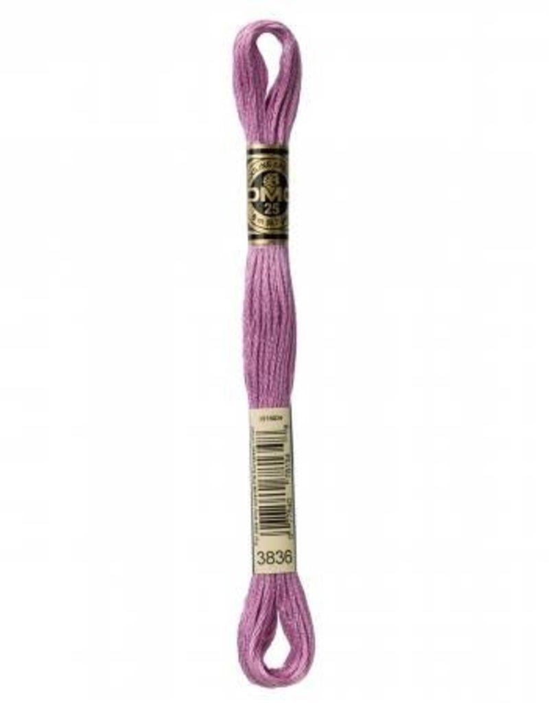 DMC DMC Six Strand Embroidery Floss Purple Shades