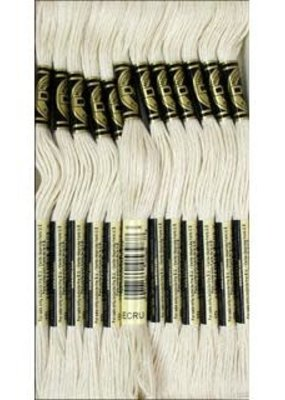 DMC DMC Six Strand Embroidery Floss Ecru
